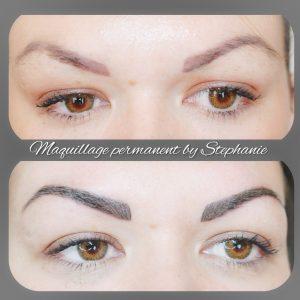 Maquillage permanent montpellier sourcils