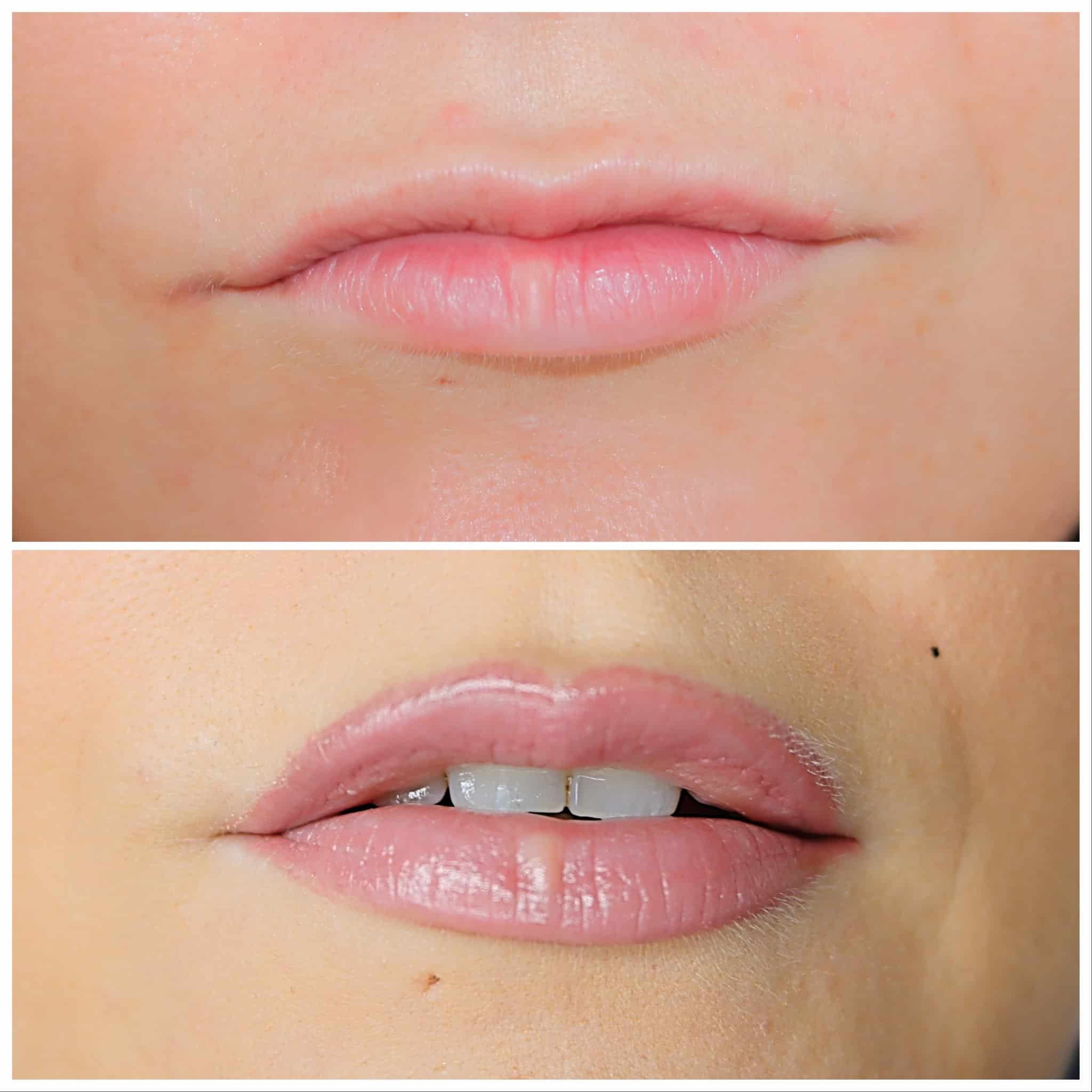maquillage permanent montpellier levre