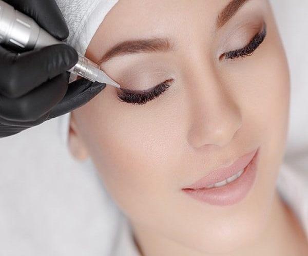 Maquillage permanent eye liner montpellier