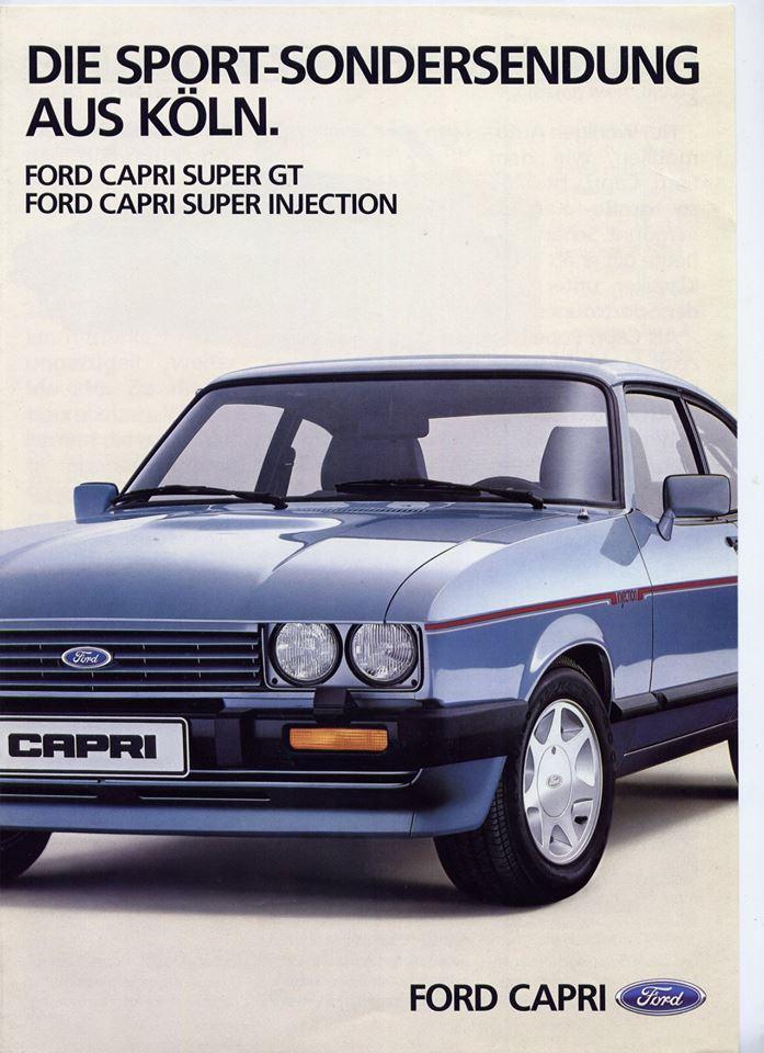 Ford-Capri-superinjection-Brosjyre-1