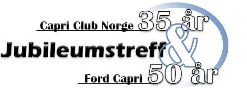 Capri Club Norge Jubileumstreff 2019