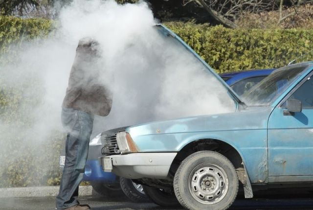 How To Cool Down Overheating Engine Fast