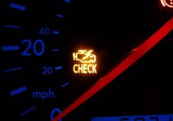 Why Is My Check Engine Light On