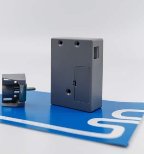 Chipbox I mit Fallenschloss (125khz)