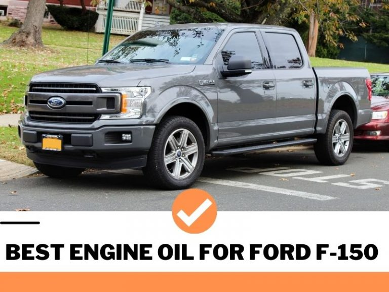 Best engine oil for ford f-150