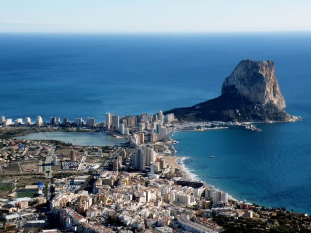 Attractions Calpe