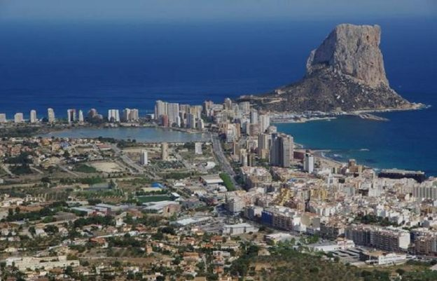 Climate in Calpe