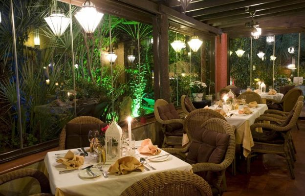 Top restaurants Calpe Spain