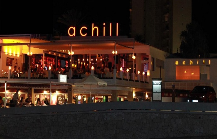Nightclub Achill in Javea