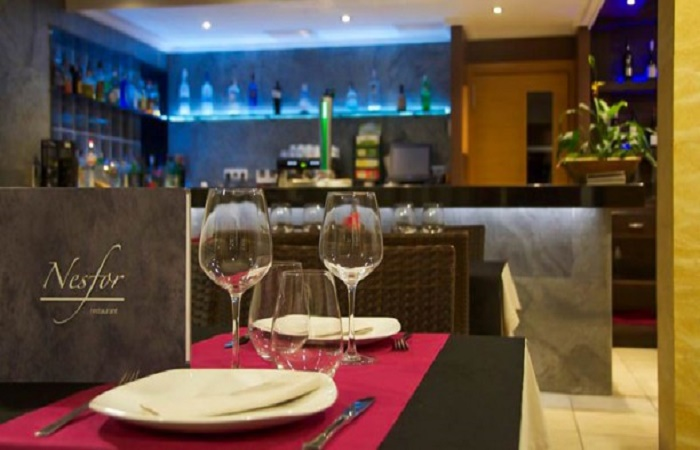 Nesfor restaurant in Javea