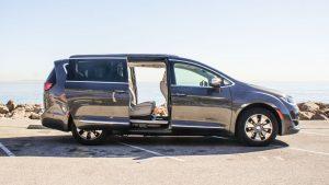 Minivan car hire Javea