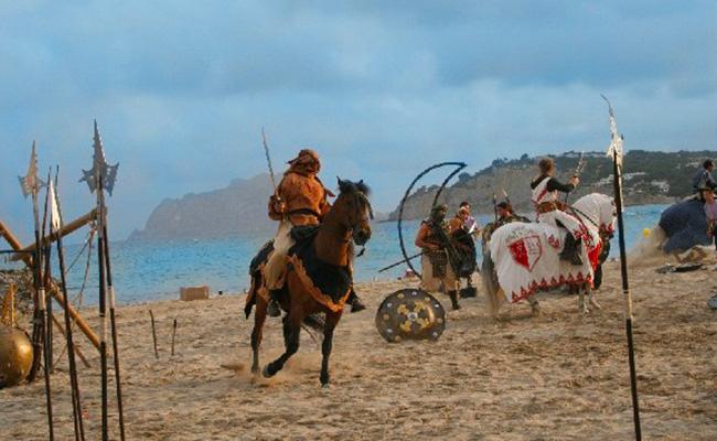 Fiestas in Moraira