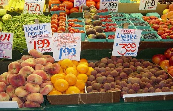 Markets in Moraira