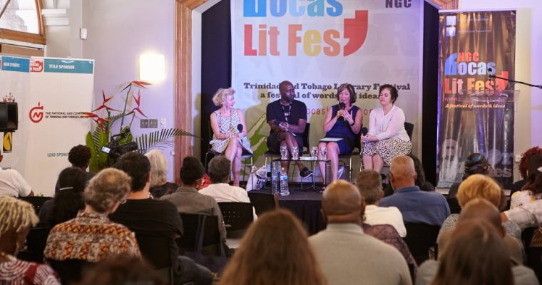 WATCH- 'Secret Lives: Why Literary Archives Matter' panel at Bocas 2018