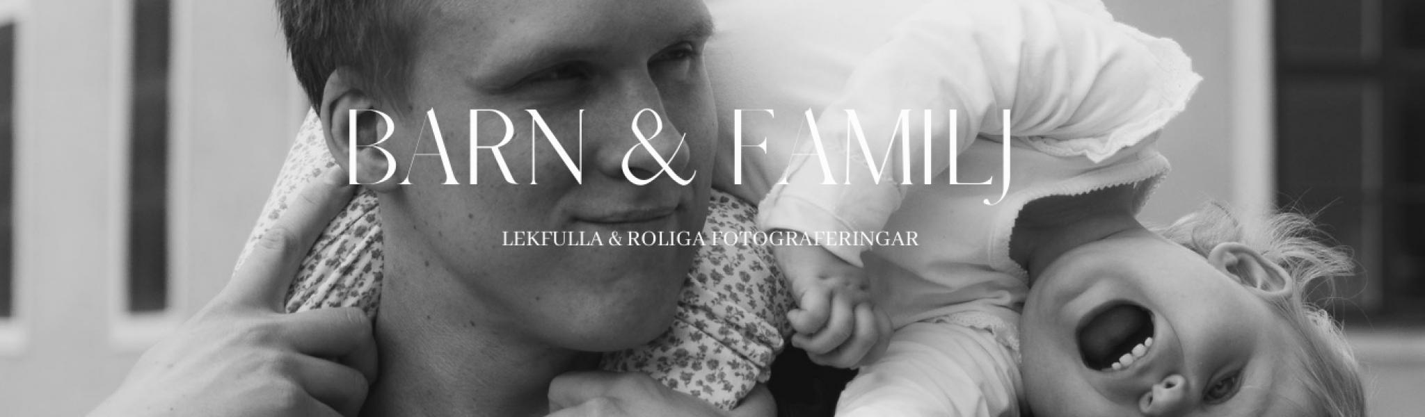 Barn och familjefotograf