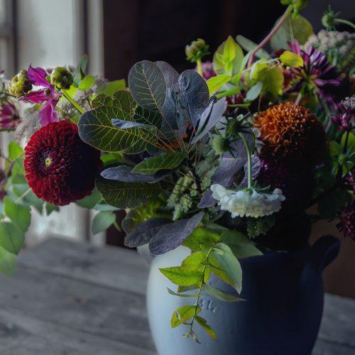 blommor blomverket