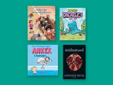 Nye bøger i august