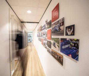 Fotowand Heusinkveld Office