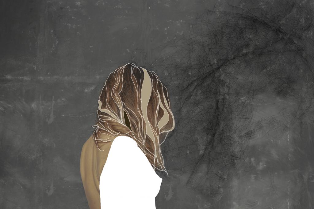 Fotografik/digital konst av Caroline Strand