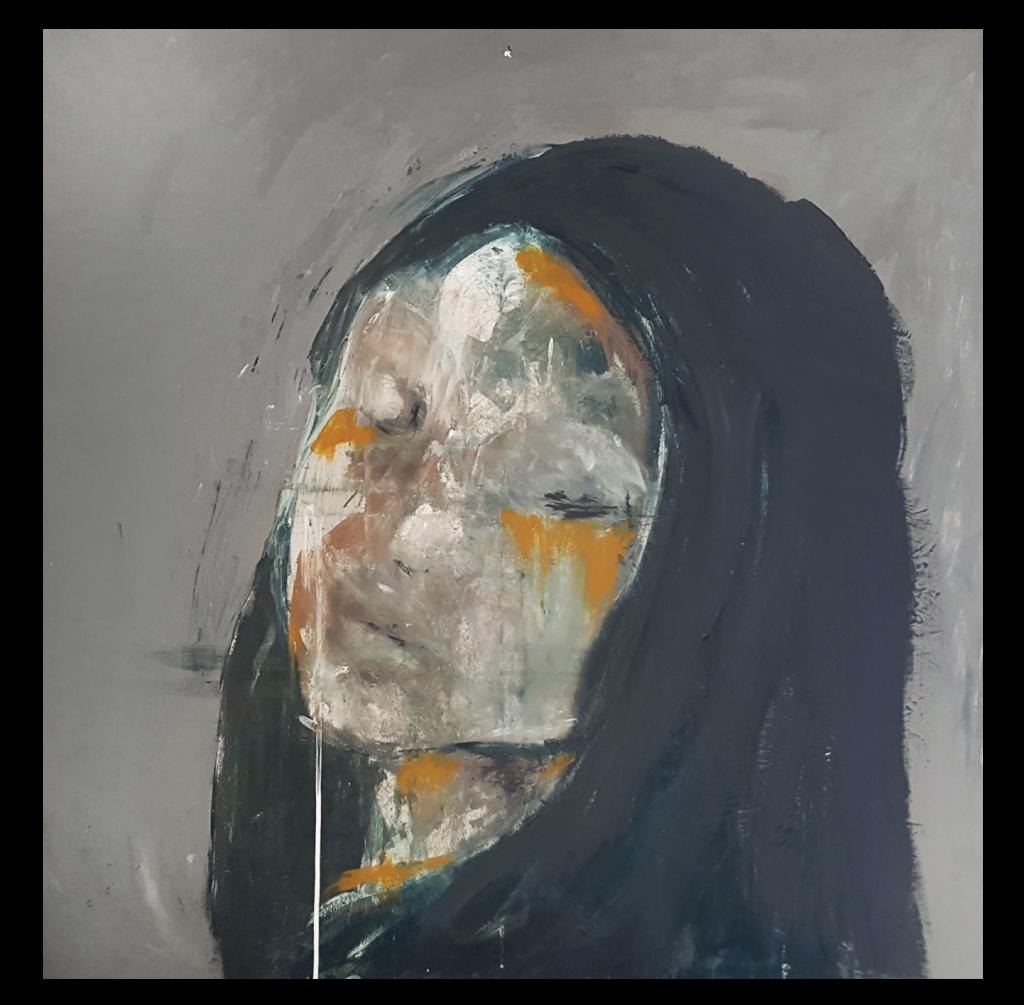 Tavla målad av Caroline Strand