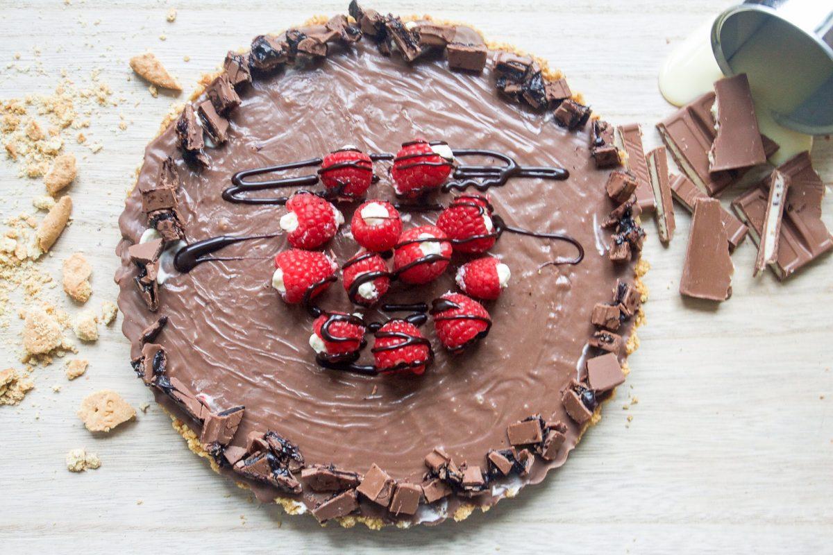 choklad paj