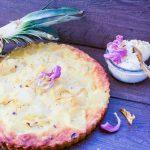 vegan pineapple pie