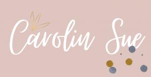 Carolin Sue Logo rosa