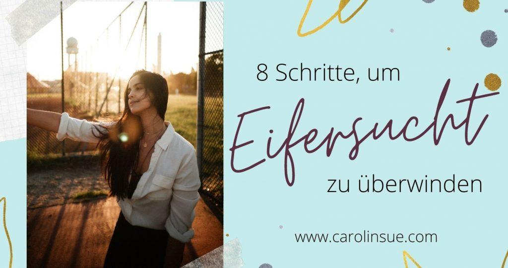 Eifersucht überwinden Blogcover