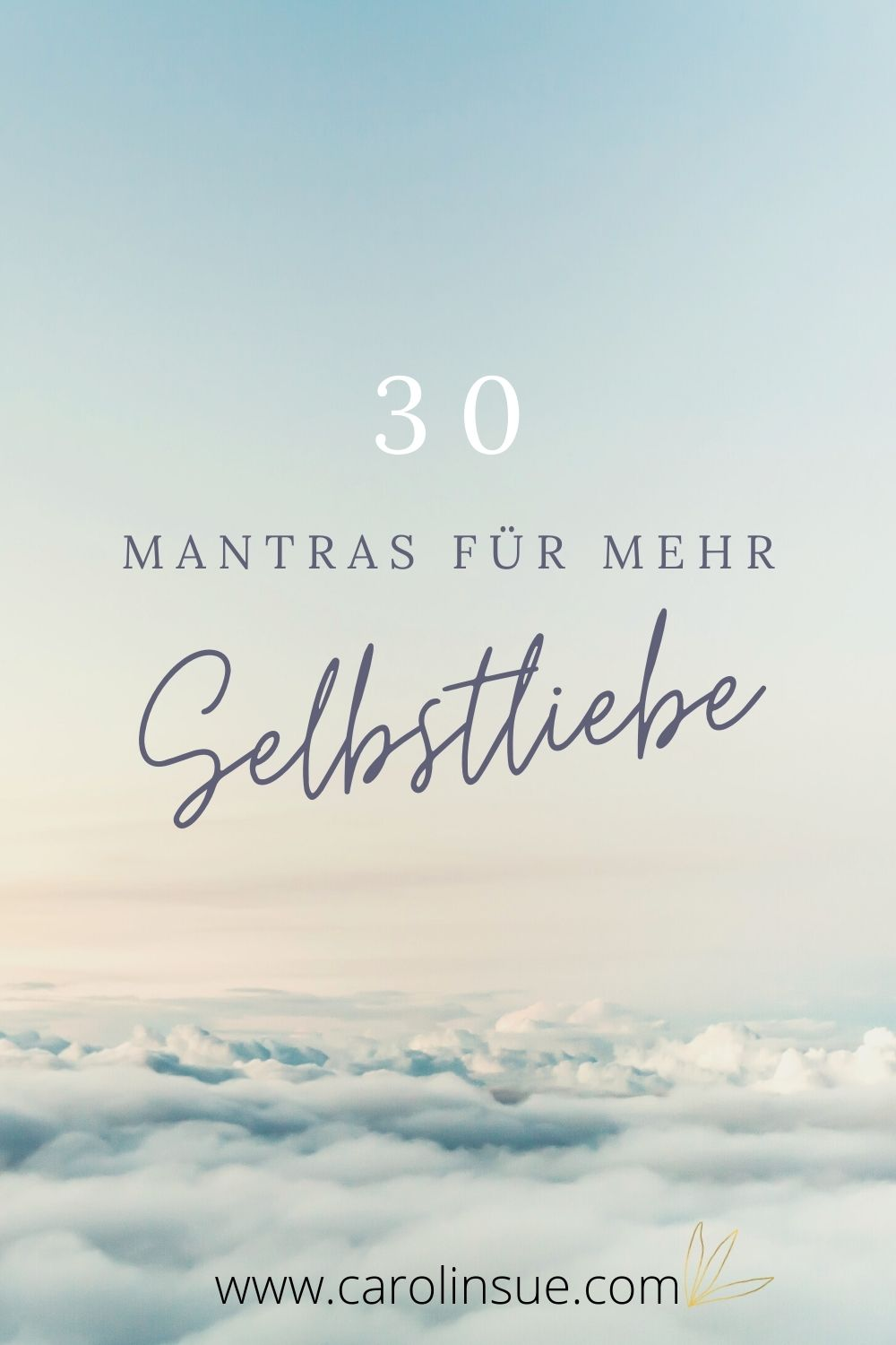 Selbstliebe Mantra Guide