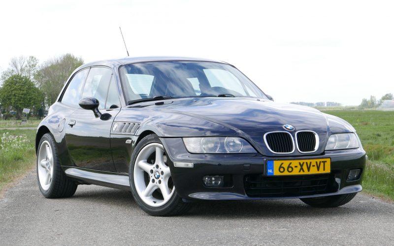 BMW Z3 2.8 coupé