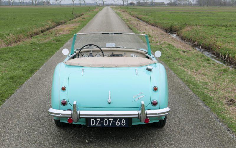 Austin-Healey 3000 Mk2