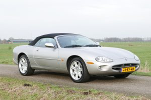 Jaguar XK8 4.0 Convertible