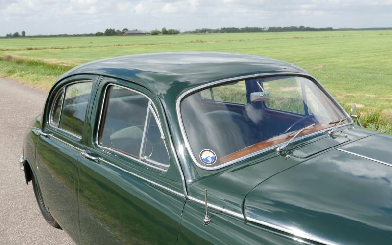 Jaguar Mark 1 3.4