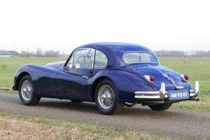 Jaguar XK140 SE FHC