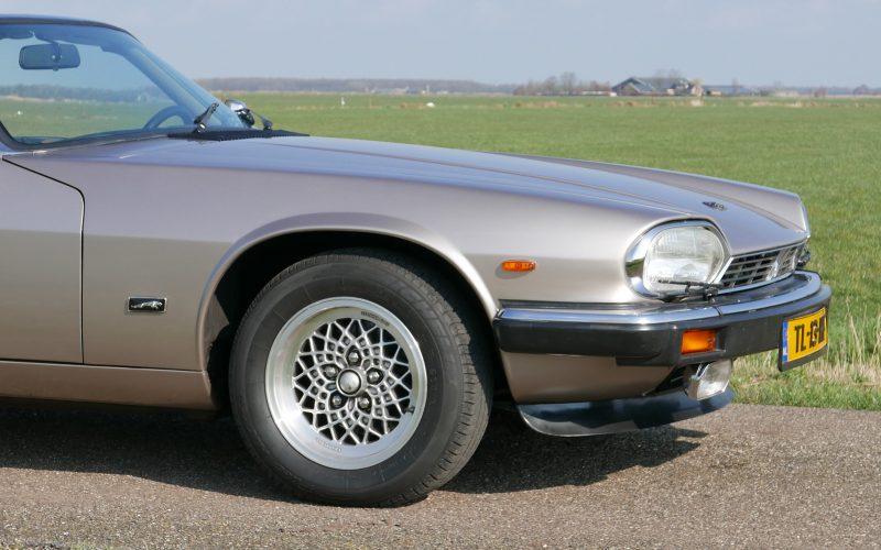 Jaguar XJS cabriolet convertible