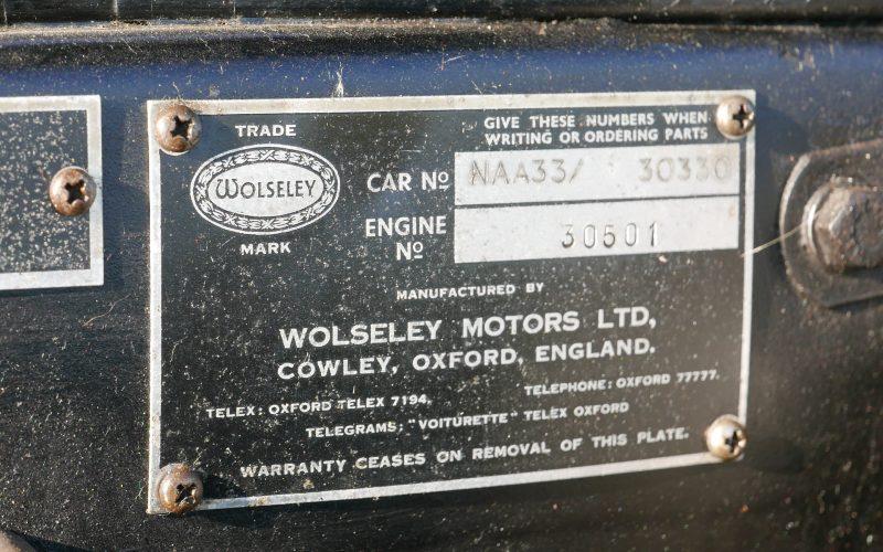 Wolseley 4/44