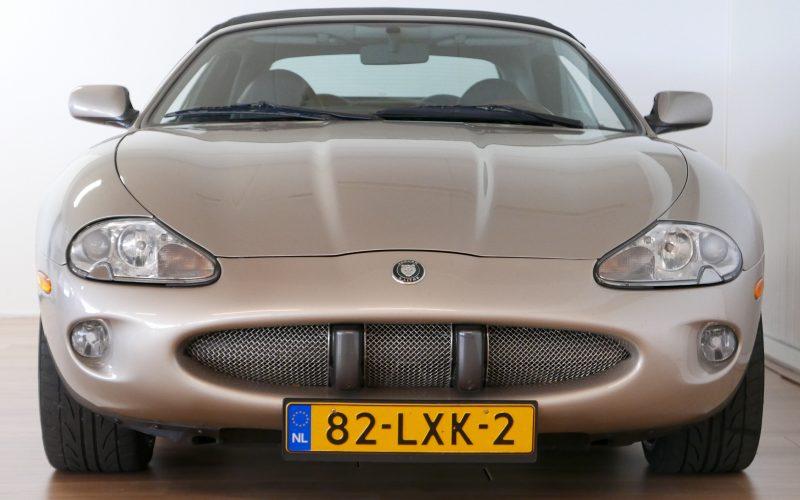 Jaguar XK8 4.0
