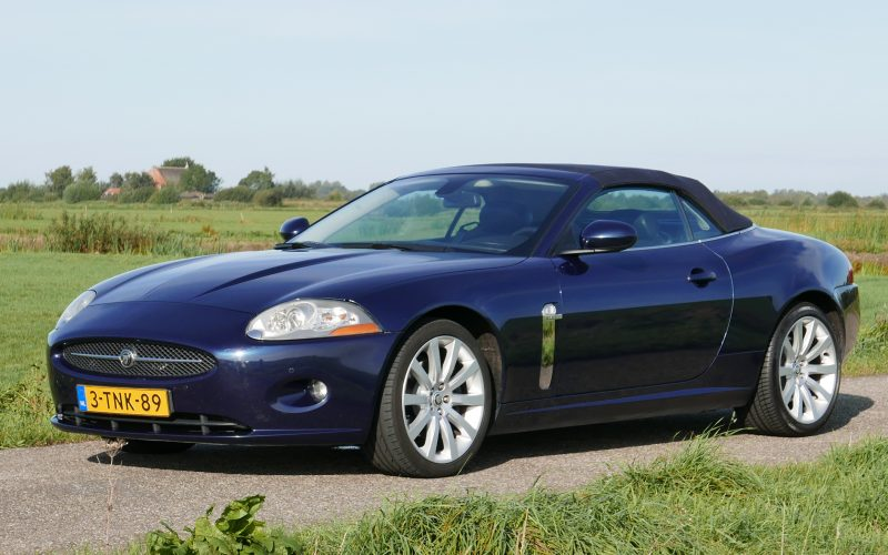 Jaguar XK 4.2 convertible