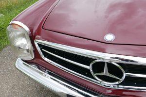 Mercedes Benz 230 SL Pagode
