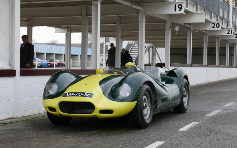 Jaguar Lister Knobbly