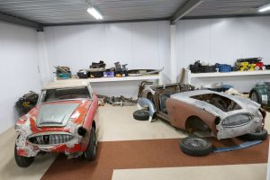Austin Healey 3000 mk3 project