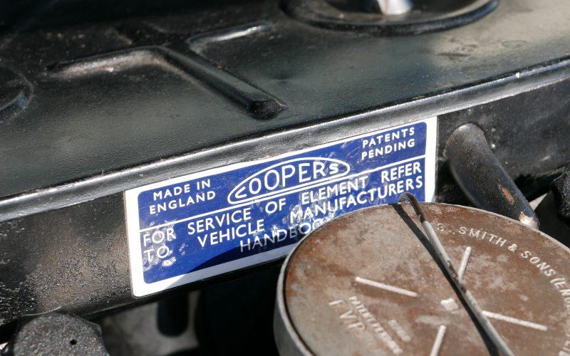 Mini cooper S mk2 1.3