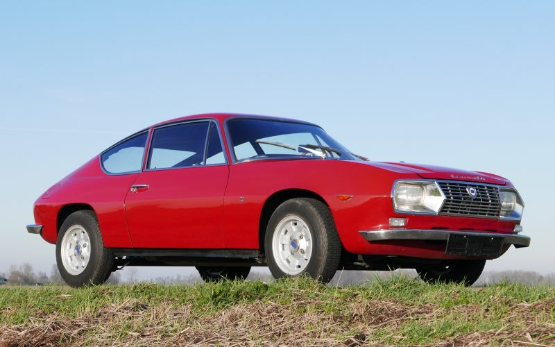 Lancia Fulvia 1.3S Sport Zagato