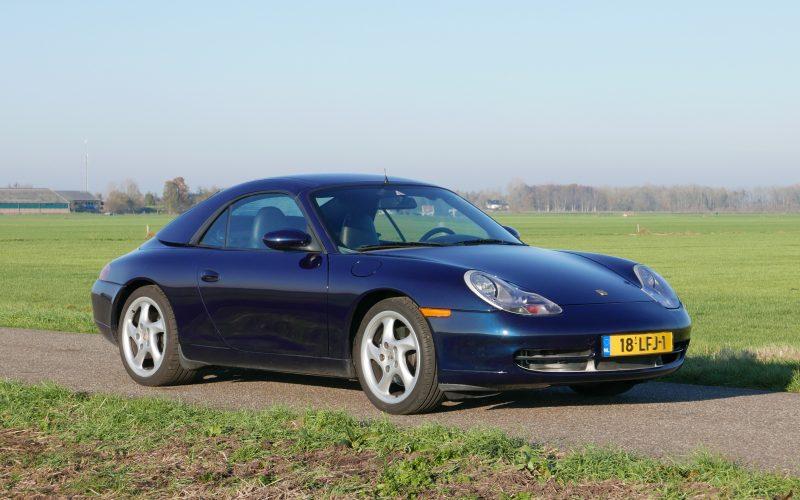 Porsche 911 996 cabriolet