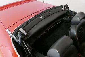 Alfa Romeo Spider 1600 Aerodinamica