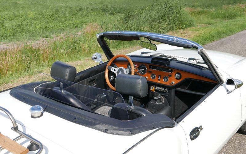 Triumph Spitfire 1500 cabriolet