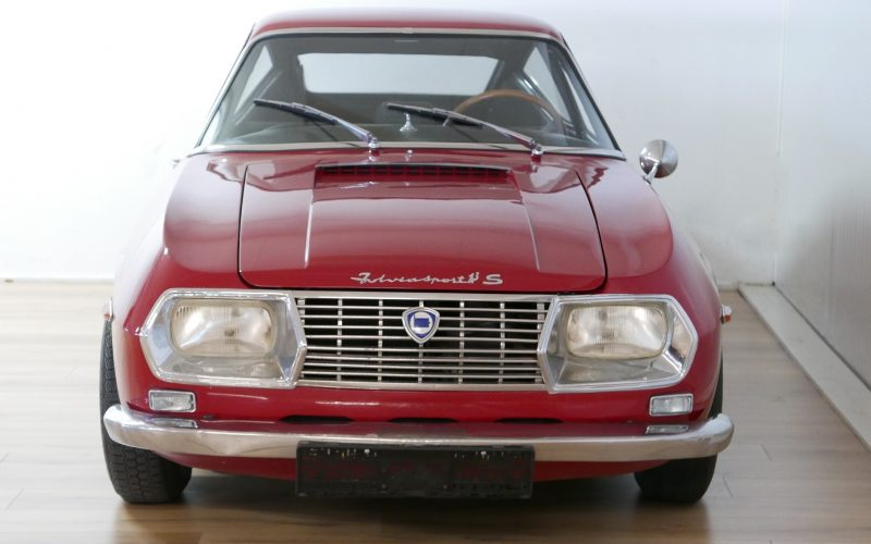 Lancia Fulvia 1.3S Sport Zagatov