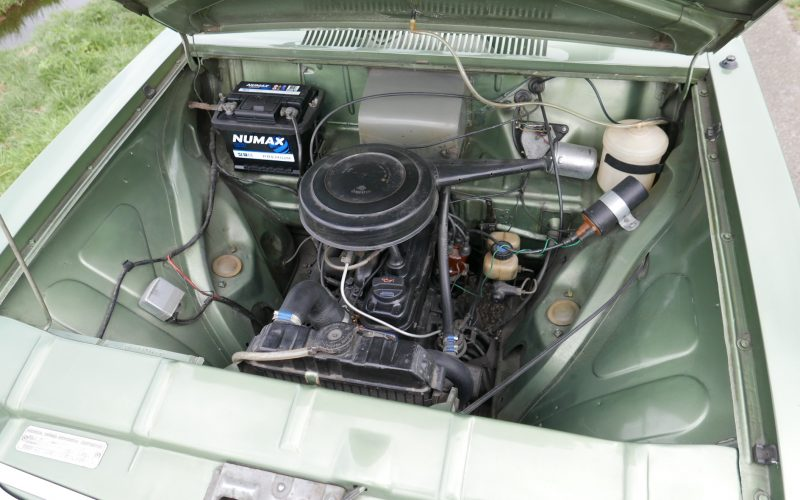 Opel Kadett B Coupé