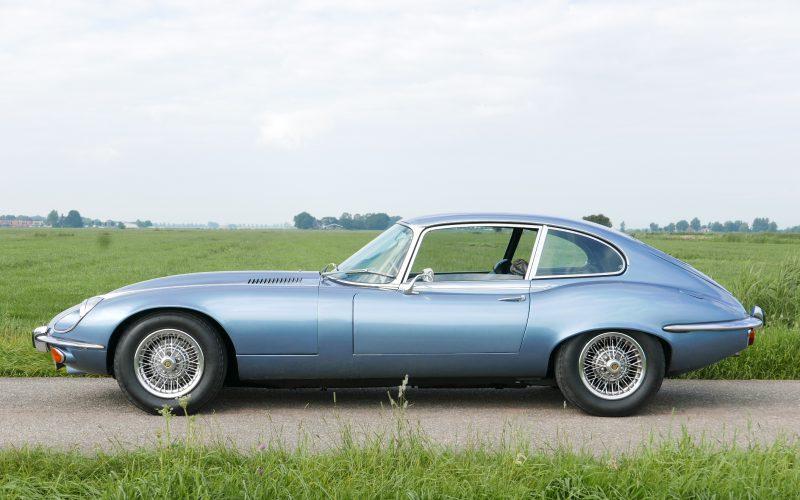 Jaguar E-type series 3 V12 FHC coupe