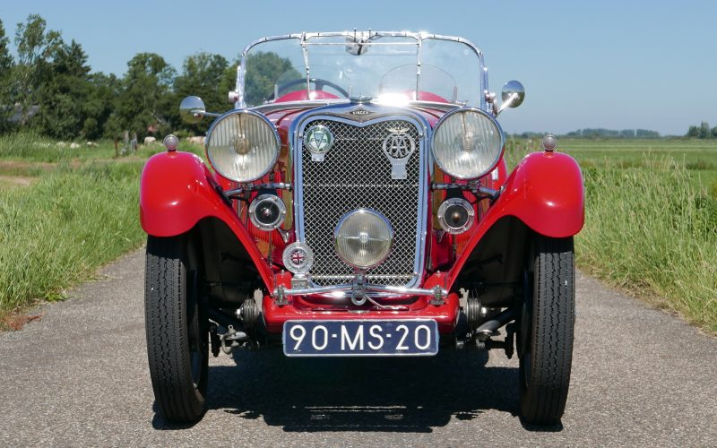 Singer Le mans 9hp sports